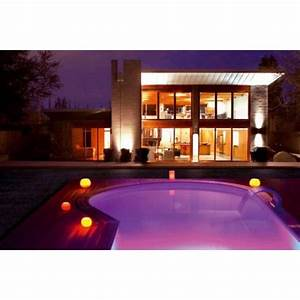 Lampe De Piscine : lampe piscine ~ Premium-room.com Idées de Décoration
