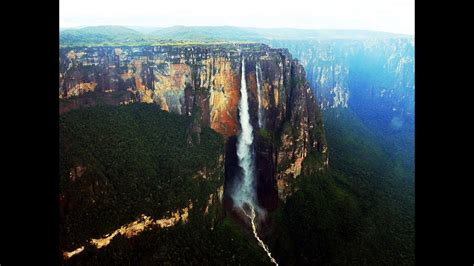 Top Highest Beautiful Amazing Waterfalls The