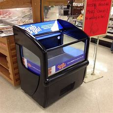 Our New Oasis36 Open Air Cooler At The Kroger Store In Sharonville, Ohio  Our Display Coolers