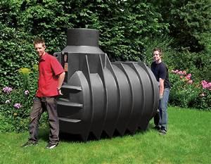 Zisterne 3000 Liter : koops classic tank 3000 l regenwassernutzung ~ Frokenaadalensverden.com Haus und Dekorationen
