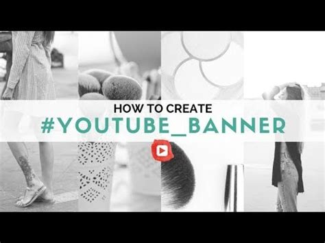 Channel Template 2017 Make Your Banner Size Template Channel