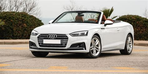 new audi a5 cabriolet review carwow