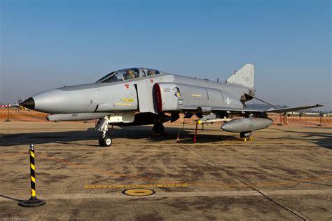 ROKAF F-4E Phantom II | Osan AB, South Korea, Air Power ...