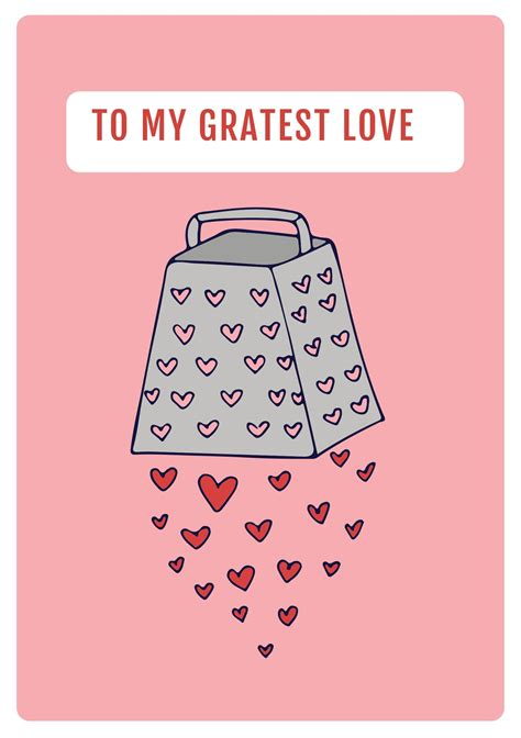 pin  valentines day card templates