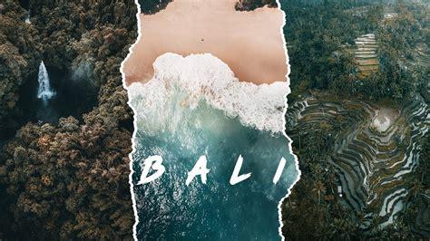 bali  drone  approaching paradise dji mavic pro youtube
