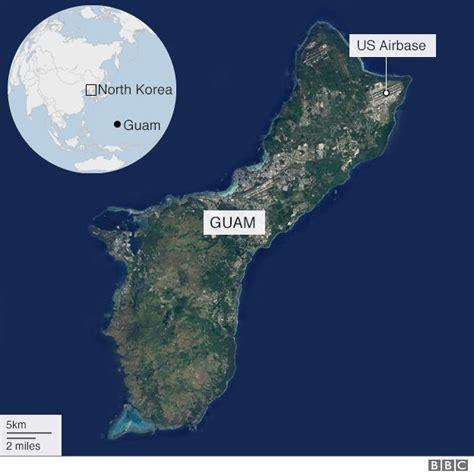 guam pulau kecil  dibincangkan dunia ternyata