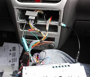 Iso Adapter An Opel Quadlock Stecker