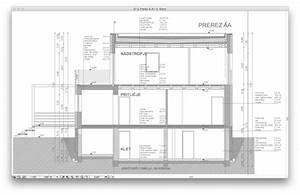 Predefined Section Plan Of A Building  Drawing Primitives