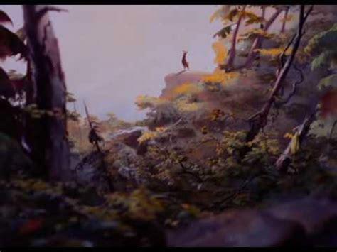 bambi  final scene english youtube