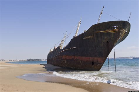 Boat Salvage Yard Mobile Al by Exploring The World S Eeriest Shipwrecks Photos