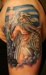 Zeus Tattoo by Phedre1985 on DeviantArt