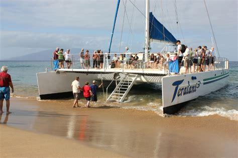 Catamaran Dinner Cruise Maui by Maui Hawaii Tours Discount Specials Teralani Sunset