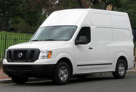 Nissan Nv North America Wikipedia