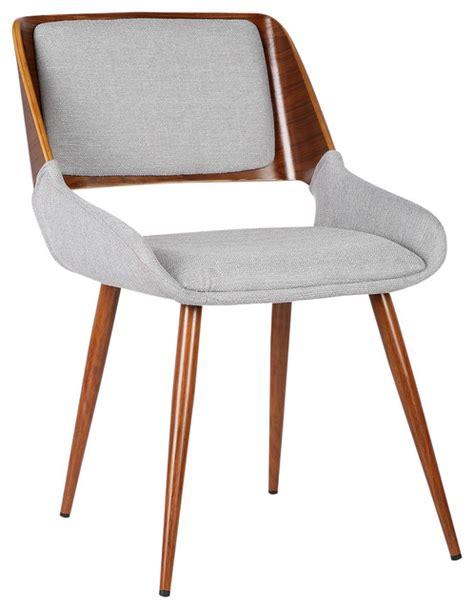 armen living panda mid century dining chair walnut gray