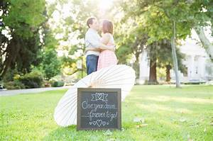24 extraordinary first wedding anniversary ideas navokalcom With 1st wedding anniversary ideas