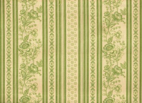 Toile Drapery Fabric - shabby cottage floral green toile upholstery drapery