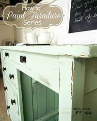 how to distress painted furniture Craftaholics Anonymous® | How To Paint Furniture Part 2: Distressing Furniture