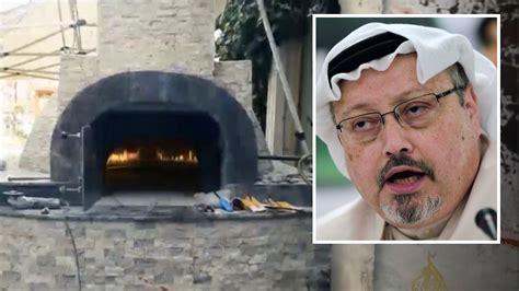 Khashoggi-leiche Im Backofen Verbrannt!