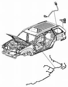 2009 Jeep Commander Wiring  Fuel Module    21 1 Gallon