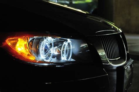 lux angel eye upgrade bulbs     xenon lights