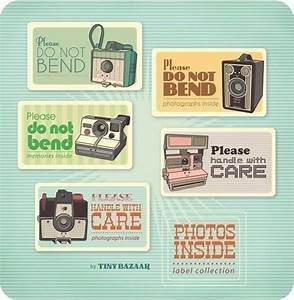 cute printable labels to slap on your packages to keep ...