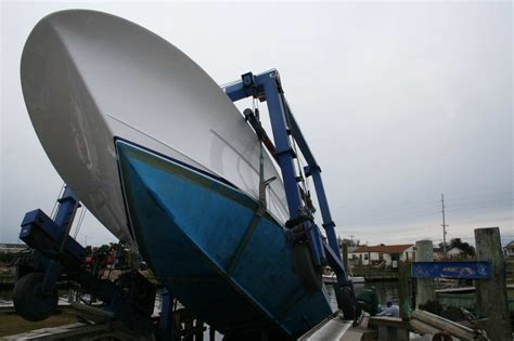 boat sportfishing lift boating dropped thehulltruth fishing attached hull