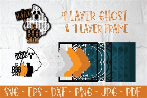 These files are available to download immediately after your purchase. Halloween SVG Bundle, Layered Halloween, 3D Mandala SVG ...