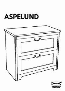 Ikea Commode Blanche : commode ikea blanche 2 tiroirs ~ Teatrodelosmanantiales.com Idées de Décoration