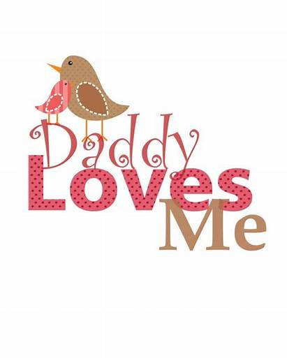 Clipart Loves Mommy Daddy Dad Clip Daddys