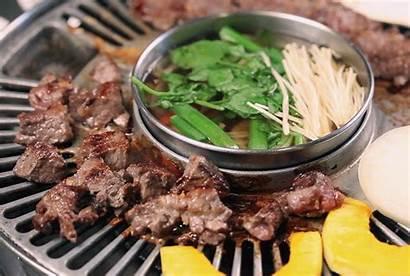 Korean Bbq Grill Lunch