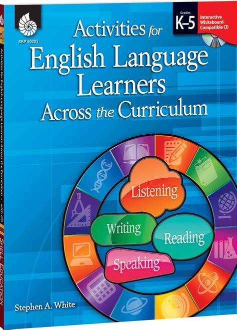 activities  english language learners