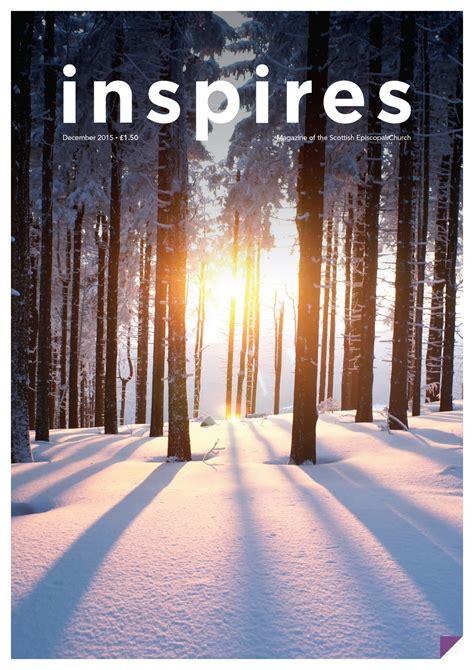 Inspires Magazine - December 2015 - The Scottish Episcopal ...