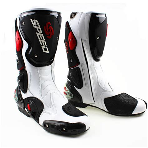 best motorbike boots top quality probiker speed motorcycle boots moto boots