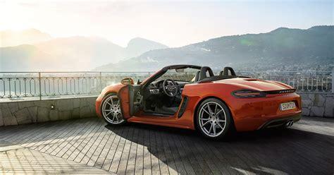 Mitten im Sport. Die neuen Porsche 718 Cayman und 718 ...