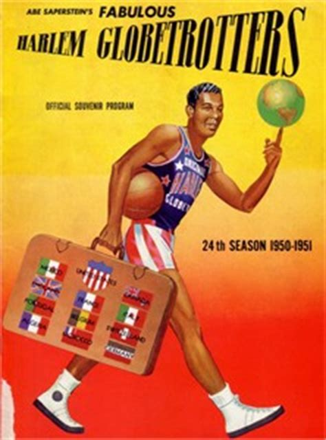 harlem globetrotters basketball program