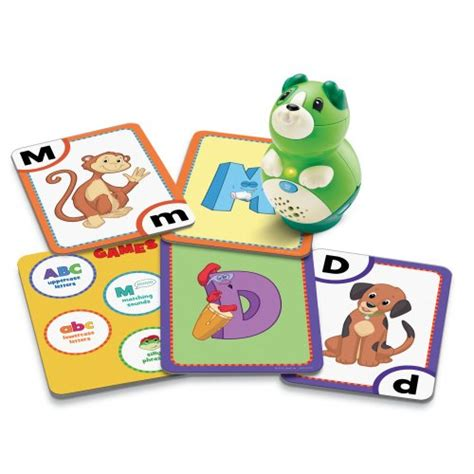 Leapfrog Leapreader Junior Interactive Letter Factory Flash Cards (works With Tag Junior) Buy