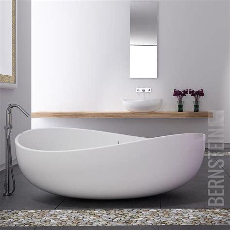Badewanne Freistehend Mineralguss by Freistehende Badewanne Wanne Oval 142x62 160x70 Ablauf