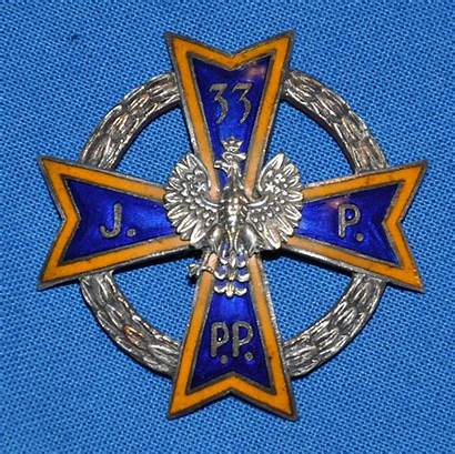 Polish Ww2 Badges Regimental Armed Forces 1939