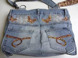 Was Kann Man Aus Einer Alten Jeans Machen : willkommen bei frauhohmann luxus rucksack handtasche aus jeanshose ~ Frokenaadalensverden.com Haus und Dekorationen