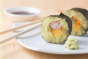 Mehlig Kochende Kartoffeln Rezepte : knolle auf japanisch kartoffelsushi ~ Lizthompson.info Haus und Dekorationen