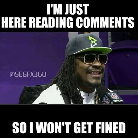 Marshawn Lynch Memes - 55 best seattle seahawks funny images on pinterest