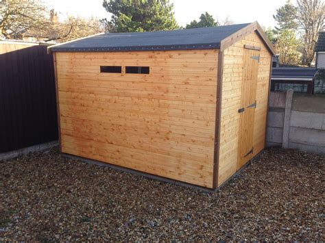 secure garden sheds security sheds strong and secure sheds free fitting