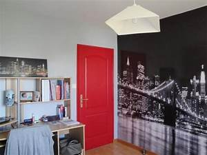 deco chambre ado garcon new york With chambre ado new york fille