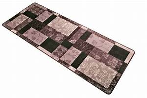 Teppich Läufer Lila : teppich l ufer k chen l ufer patchwork lila ebay ~ Markanthonyermac.com Haus und Dekorationen