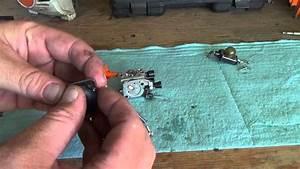 Stihl Fs90r Trimmer Carburetor Rebuild