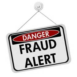 Image result for Fraud Alert