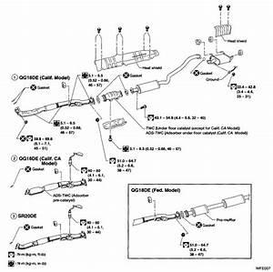 Nissan B14 Engine Diagram