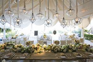Wedding Decor: Hanging Details