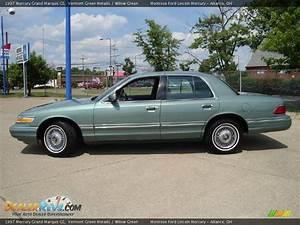 1997 Mercury Grand Marquis Gs Vermont Green Metallic