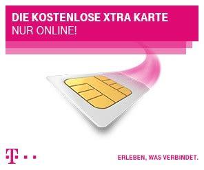 geht noch kostenlose  mobile xtra card direkt von der